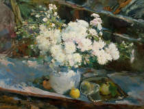 "Exhibition ""Flowers in the painting. Flowers in life"""