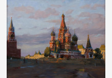 Cathedral. Red Square