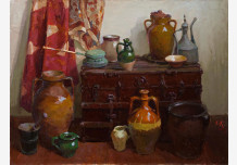 "Still Life ""Anantiquity of Montenego"