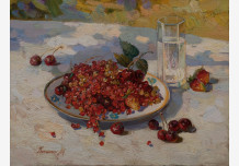 Plate of currant