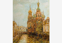 Our Saviour on Spilled Blood
