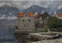 House near the water