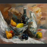 Stil-Life with white jug