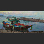 Boats of Siam