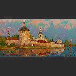 Cyril-Belozersky Monastery