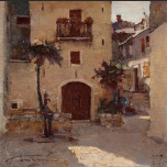 Street of the old Kotor