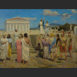 Preaching of the Apostle Paul in Athens
