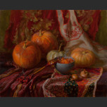 Still Life with an apron