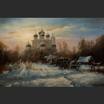 Winter. Dmitrov