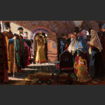 Ivan the Terrible chooses a bride