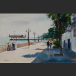 Embankment in Yalta
