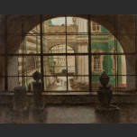 Hermitage: A view through the window