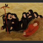 Decameron, Day 3, a short story or The Nuns