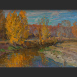 Fall on Lonan River