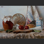 Still Life with Vegetables