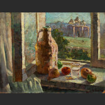 Still life on the windowsill