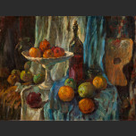 Still life in the studio