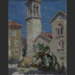 Cathedral in Budva